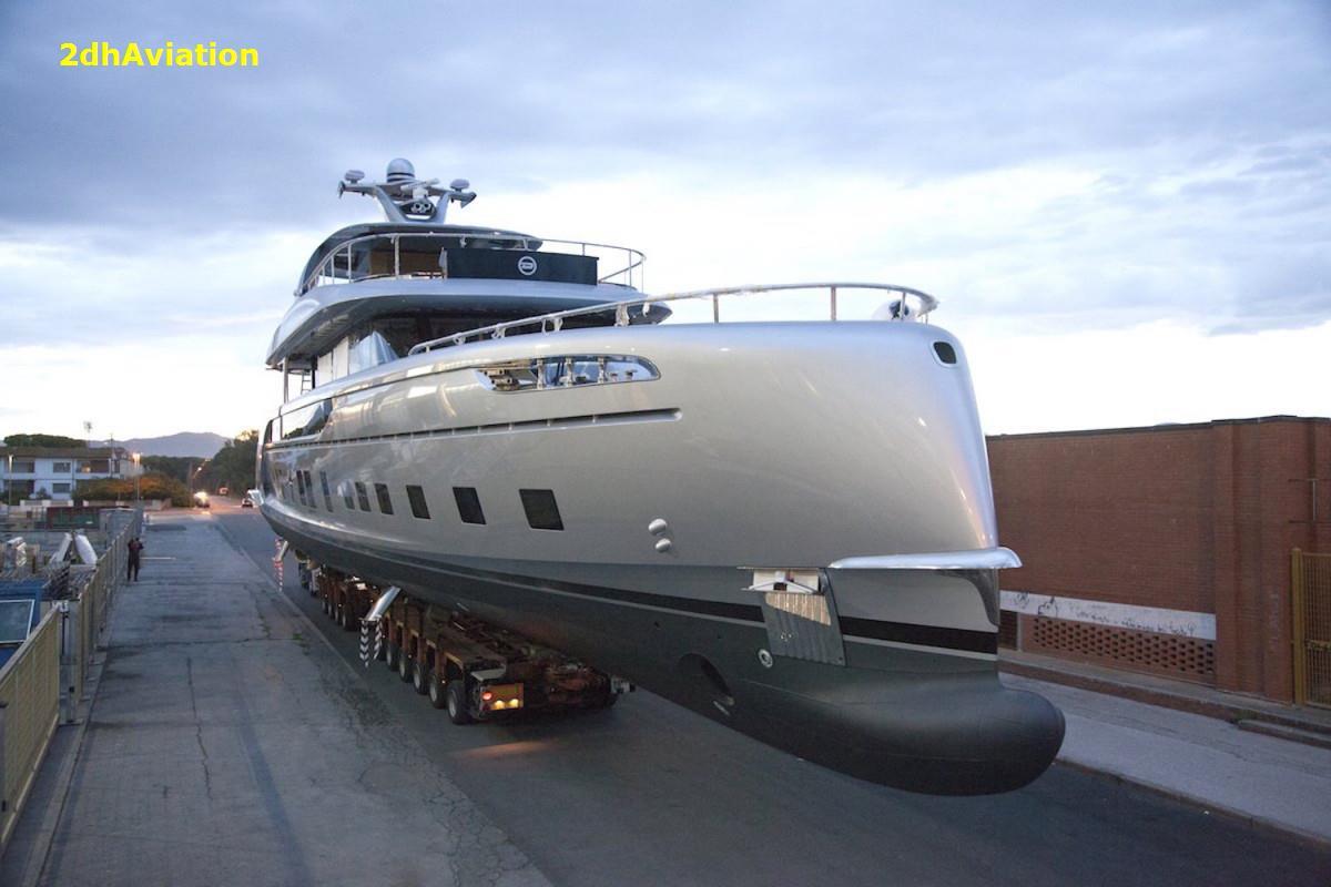 Siêu du thuyền Porsche có gì hot mà có giá tận 363 tỷ đồng