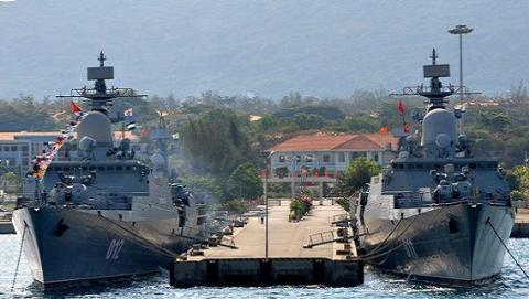 Sức mạnh Quân sự Việt Nam nhìn từ Quân cảng quốc tế Cam Ranh