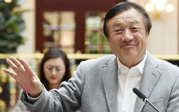 Tài dùng người của CEO Huawei