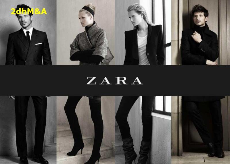 """Tầm Nhìn & Chiến Lược   3 """"tuyệt chiêu"""" của thương hiệu thời trang Zara"""