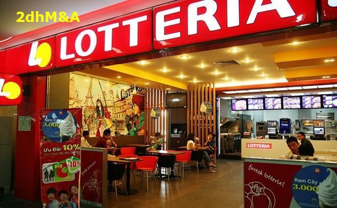 Tầm Nhìn & Chiến Lược   Lotteria bành trướng thị trường thức ăn nhanh Việt ra sao?