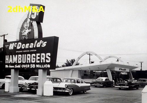 Tầm Nhìn & Chiến Lược   McDonald's: Lịch sử và những cuộc chiến thương hiệu