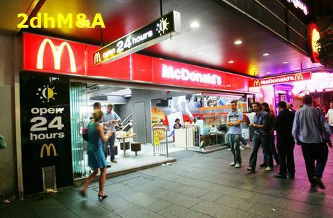 Tầm Nhìn & Chiến Lược   McDonald