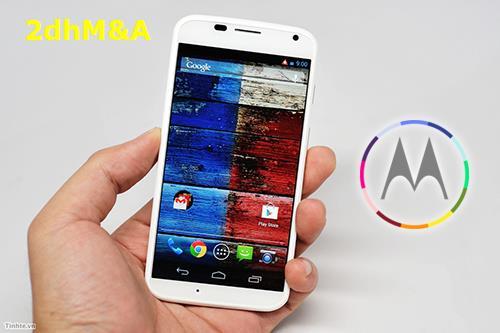 Tầm Nhìn & Chiến Lược   Thương vụ mua bán Motorola Mobility có ý nghĩa gì với Google và Lenovo?
