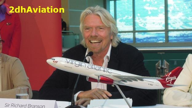 Theo Chân Tỷ Phú | Tỷ phú lập hãng hàng không vì bị hủy chuyến