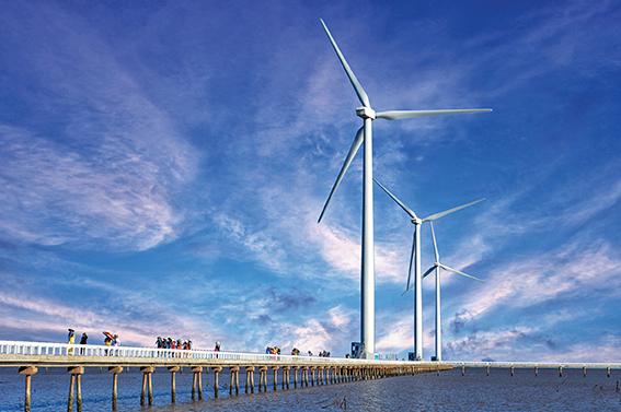 Tiềm năng điện gió của Việt Nam lớn nhất Đông Nam Á