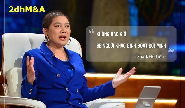"""Tiêu Điểm Doanh Nhân   Đỗ Thị Kim Liên   """"Cá mập mạnh mẽ"""" trong Shark Tank Việt Nam mùa 4"""