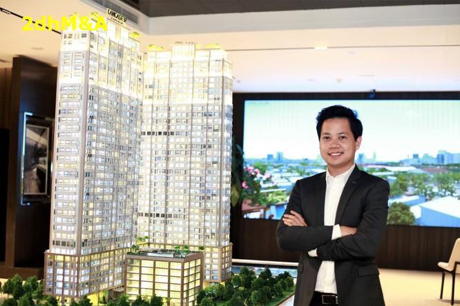 Tiêu Điểm Doanh Nhân   Nguyễn Trung Tín   CEO 8X điều hành tập đoàn Trung Thủy