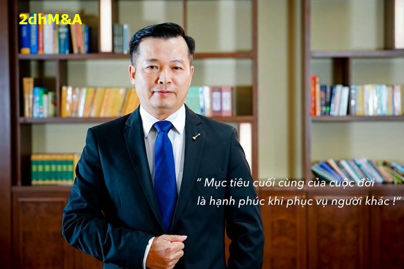 Tiêu Điểm Doanh Nhân   Nguyễn Thanh Việt   Shark Việt – Thuyền trưởng Intracom