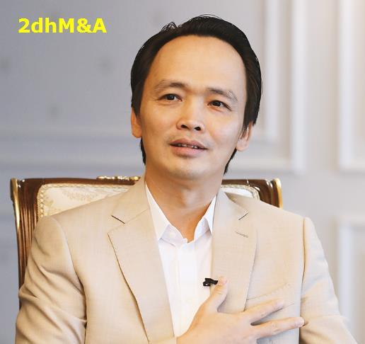 Trịnh Văn Quyết – Chủ tịch Hội đồng quản trị Công ty Cổ phần Tập đoàn FLC