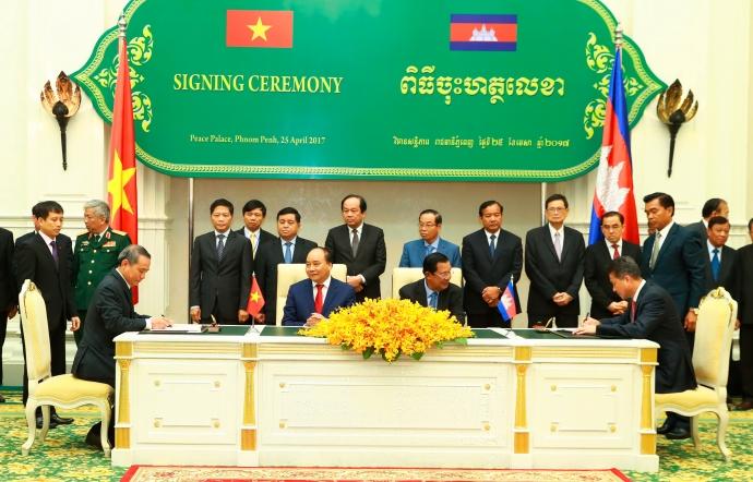 Việt Nam - Campuchia thống nhất xây cao tốc TP.HCM – Phnom Pênh