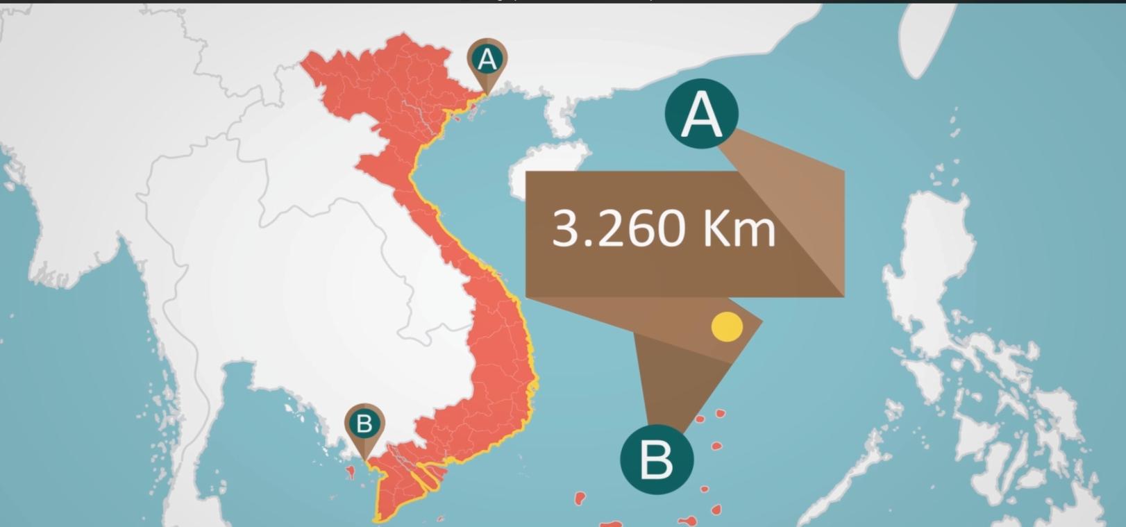 Việt Nam phấn đấu trở thành quốc gia mạnh từ biển, làm giàu từ biển, đảm bảo vững chắc chủ quyền biên giới quốc gia trên biển
